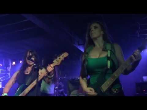 "The Iron Maidens: ""Run to the Hills"" Live 2016"