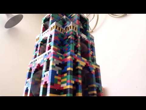 super campanario Lego/Mega Bloks (campanile personale)