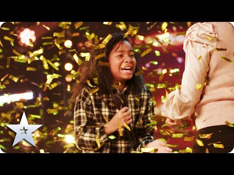 Simon's GOLDEN BUZZER: Fayth Ifil is ROLLIN' all the way to the Semi-Finals! | Auditions | BGT 2020