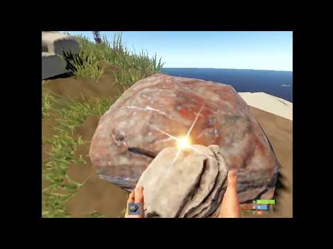Rust Test Gameplay Intel HD Graphics 4000