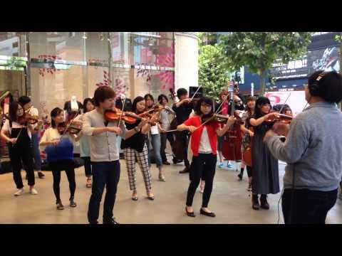 BoA FirstTime オーケストラver. 2014.09.06 サプライズ@渋谷