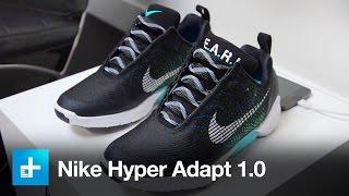 Nike Hyper Adapt 1.0 Self Lacing Shoe - Hands On