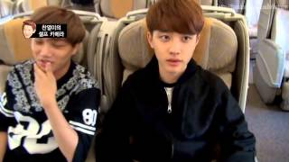 "[HD-Eng] D.O. cut ""Bejjing Time"" in EXO First Box DVD"