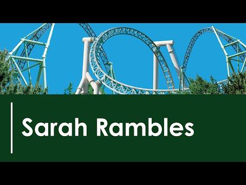 Sarah Anderson Rambles