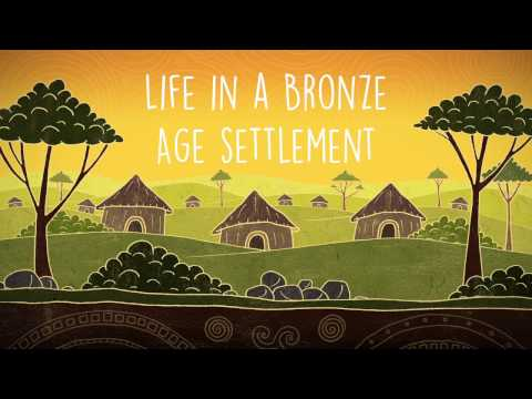 Life in a Bronze Age settlement