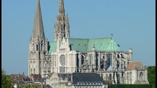 Video Chartres Cathedral, and the old town.  UNESCO download MP3, 3GP, MP4, WEBM, AVI, FLV Agustus 2018