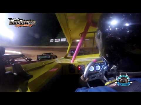 #51 Pete Wright - Street Stock - 5-19-17 Crossville Speedway - In-Car Camera