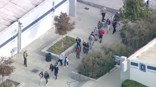 School Shooting: Saugus High School in Santa Clarita, California | RAW