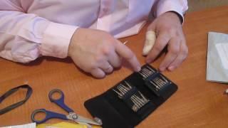23 лютого Святкова розпакування і викрутка з насадками з AliExpress