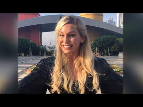 Charlotte Flair brings sunshine to Shenzhen, China