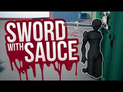 Brutal Deaths & Funky Gadgets! - Sword With Sauce Alpha Gameplay