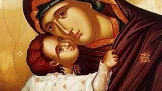 Divna Ljubojevic- Bogorodice Djevo (cea minunata!!).wmv