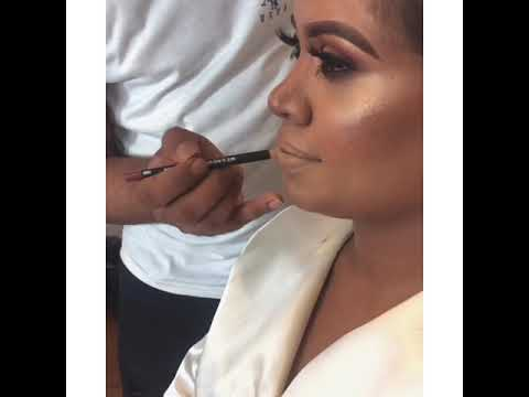 Bridals Makeup For Tan Color Skin