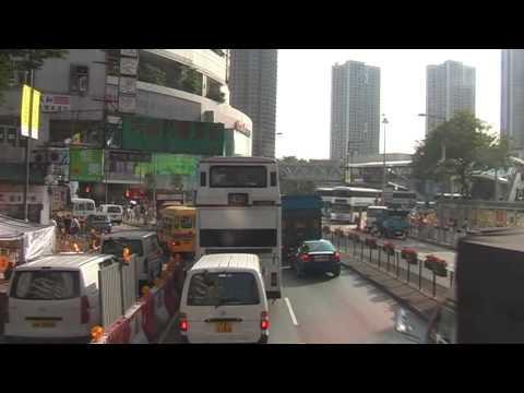 KMB Bus AD56 @ 243M 九龍巴士 FC6469 @ 243M 愉景新城巴士總站-荃灣橫窩仔街 - YouTube