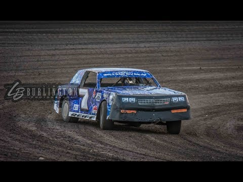 Friday the 13th had no chance with us at Lakeside Speedway