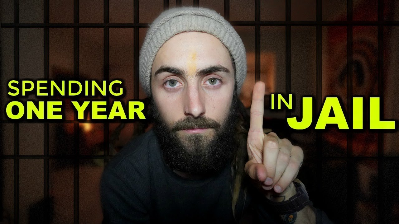 What I Learned from One Year in Prison!