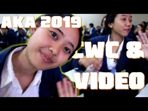 LOMBA CREATIVE WRITING COMPETITION & VIDEO PROMOSI KESEHATAN AKA 2019