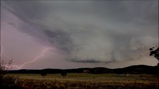 Insane storm footage time-lapse March 9 2014