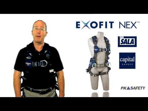 ExoFit NEX Fall Protection Harness