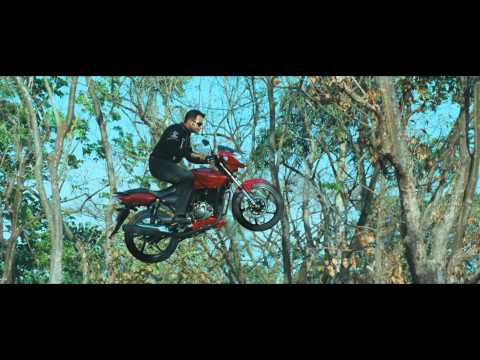 Malayalam Movie | Hero Malayalam Movie | Prithiviraj's Stunning Bike Jump | 1080P HD