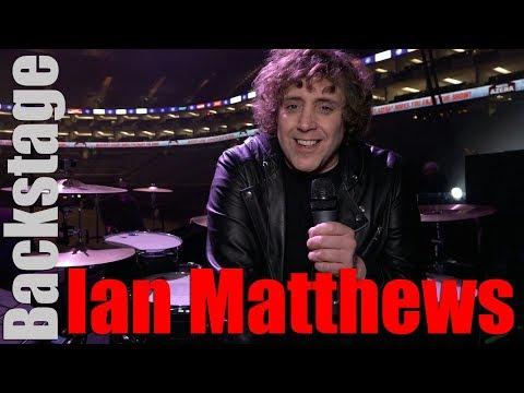 Backstage with Ian Matthews (Kasabian)