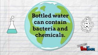 Bottled water should be banned