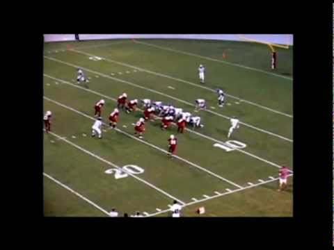Brandon Zimmer #28 - Fullback - St Charles Catholic High School - Highlight Tape