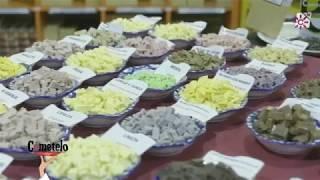 Chocolates Sierra Nevada. Pitres, Granada