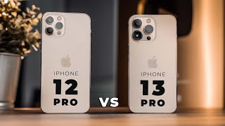 iPhone 13 Pro vs iPhone 12 Pro // Is Cinematic Mode Worth It?