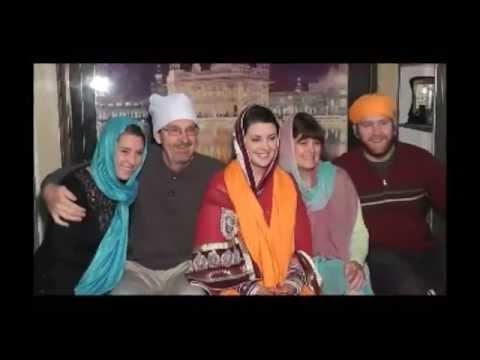 Unique Cultural Sikh Punjabi Wedding/American Bride in Amritsar (India)