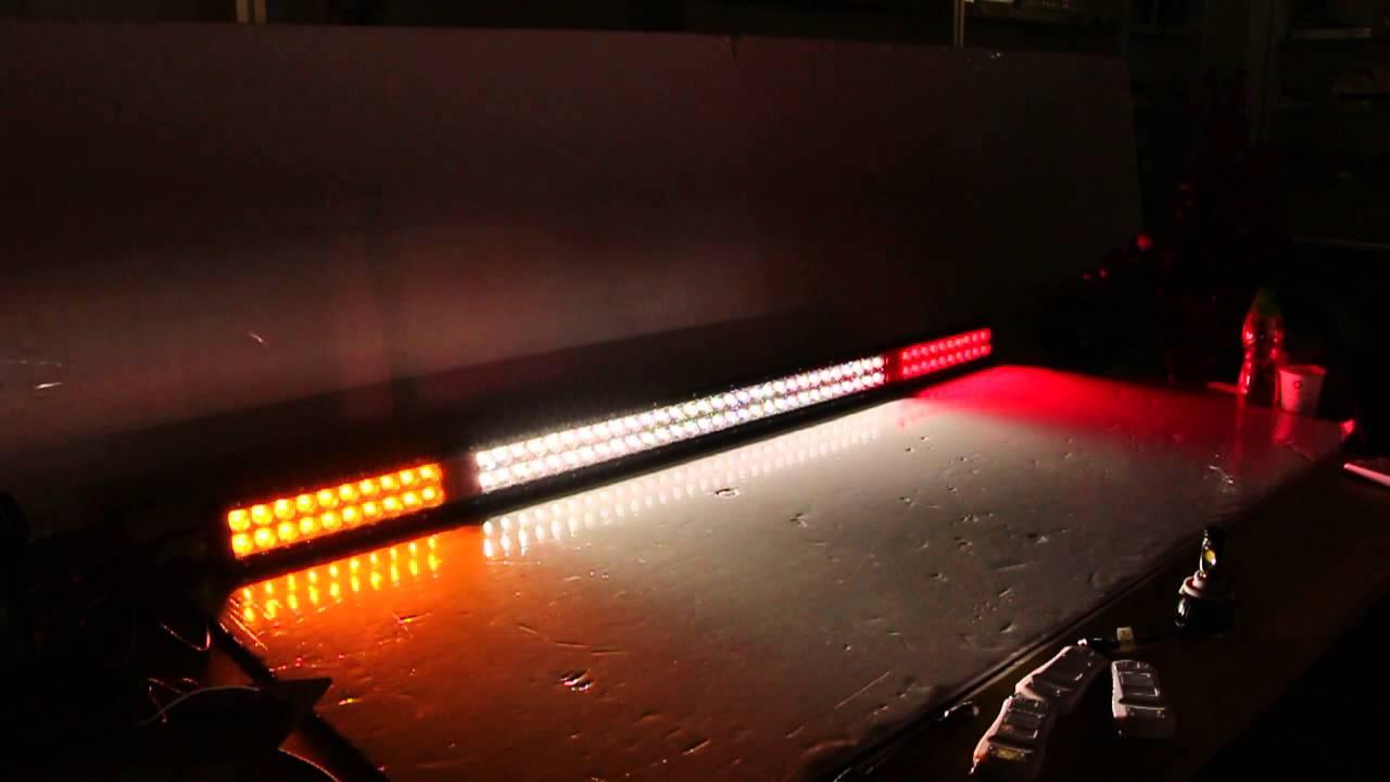 Led Light Bar Driving Light Bar Brake Light Rear Led