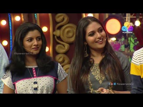 Comedy Super Nite - 2 with Kattappanayile Rithwik Roshan Team │Flowers│CSN# 104