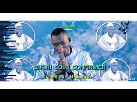 Zikiri solo Haidara Makoutou