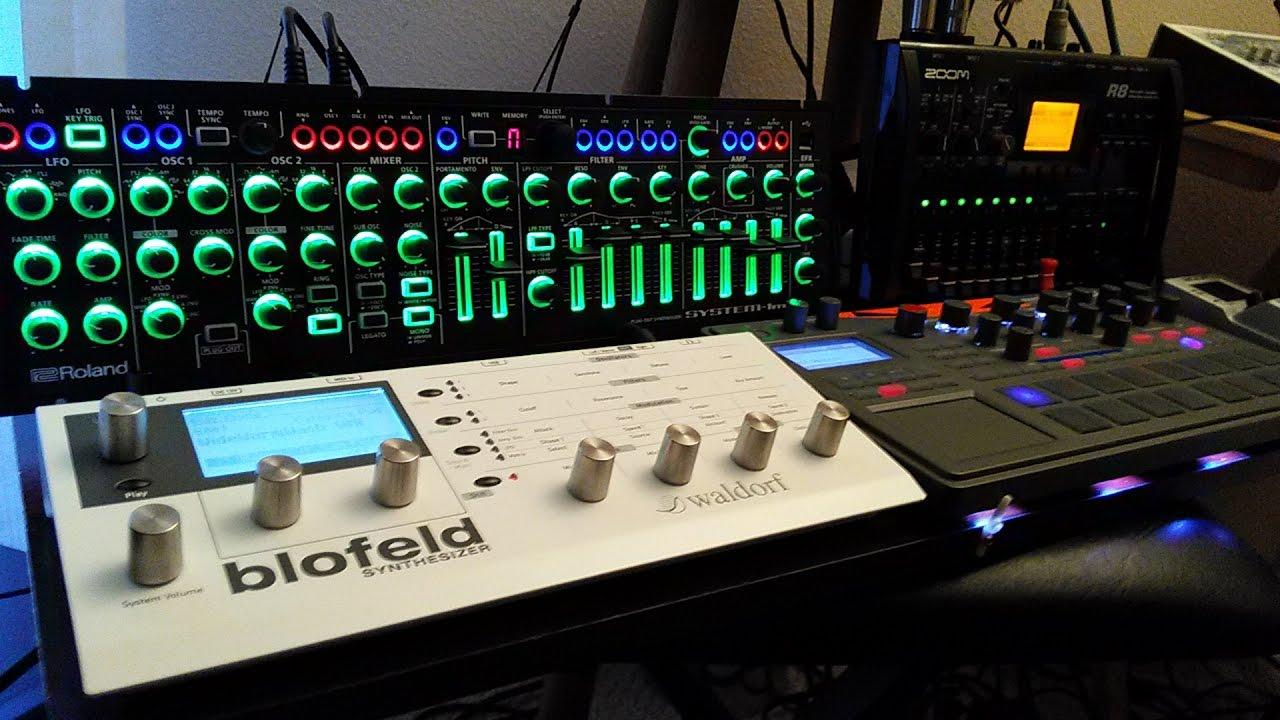 Roland System 1m : roland system 1m blofeld electribe 2 tribe jungle trance youtube ~ Hamham.info Haus und Dekorationen