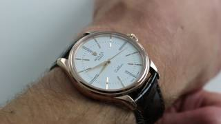 Rolex Cellini Time Ref. 50505 Watch Review
