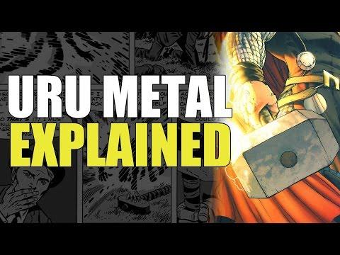 Marvel Comics: Uru Metal/Thor