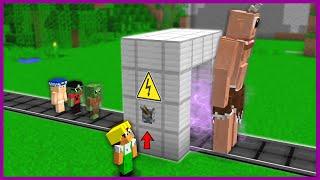 KORKUNÇ TEPE GÖZ ÜRETTİK! 😱 - Minecraft
