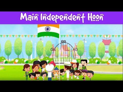 Main Independent Hoon  बच्चों की कहानियां  हिन्दी कहानी  Independent Kids  Jalebi Street