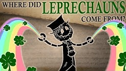 The Origin of Leprechauns — Celtic Folklore Month