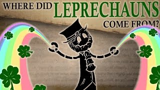 The Origin of Leprechauns -- Celtic Folklore Month