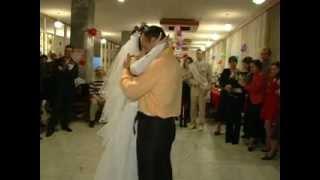 Танец Дочки с Папой!!!! 01.11.2008г. Наша свадьба!
