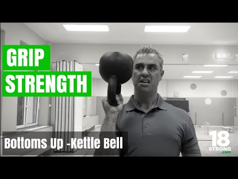 Golf Grip Strength - Bottoms Up