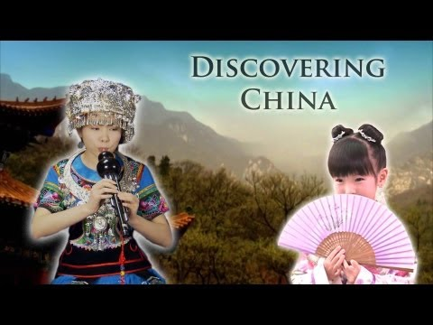 Dising China  Chinese Ethnic Music, Hanfu Kids and Shen Yun in NYC
