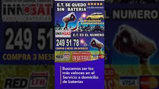 Baterías LTH a Domicilio en Puebla y pago con tarjeta a domicilio incluisive con American Expres