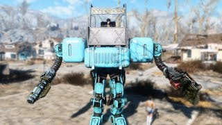Ridable Robots - Upcoming Mods - Episode 87 - Fallout 4 (PC/Xbox One)