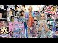 KIDS NO BUDGET WALMART SHOPPING! 螺 Peyton & Olivia Toy Haul