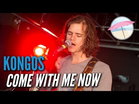 Kongos - Come With Me Now (Live at the Edge)