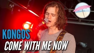 Repeat youtube video Kongos - Come With Me Now (Live at the Edge)