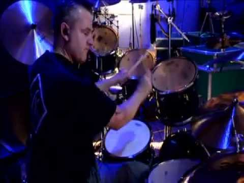 Cardiacs - Jibber and Twitch - Drum cover