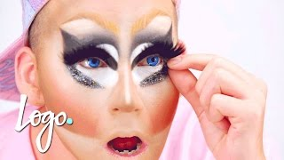 Drag Makeup Tutorial: Trixie Mattel